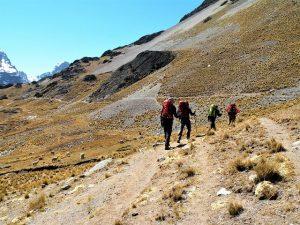 climbing Pico Austria