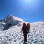 hike to Ishinca