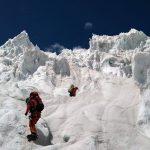 mountaineering Chopicalqui