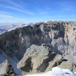 Parinacota Crater