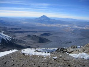 View from Parinacota